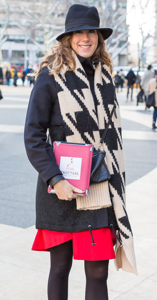 How to wear a scarf and look fabulous over 40 | 40plusstyle.com