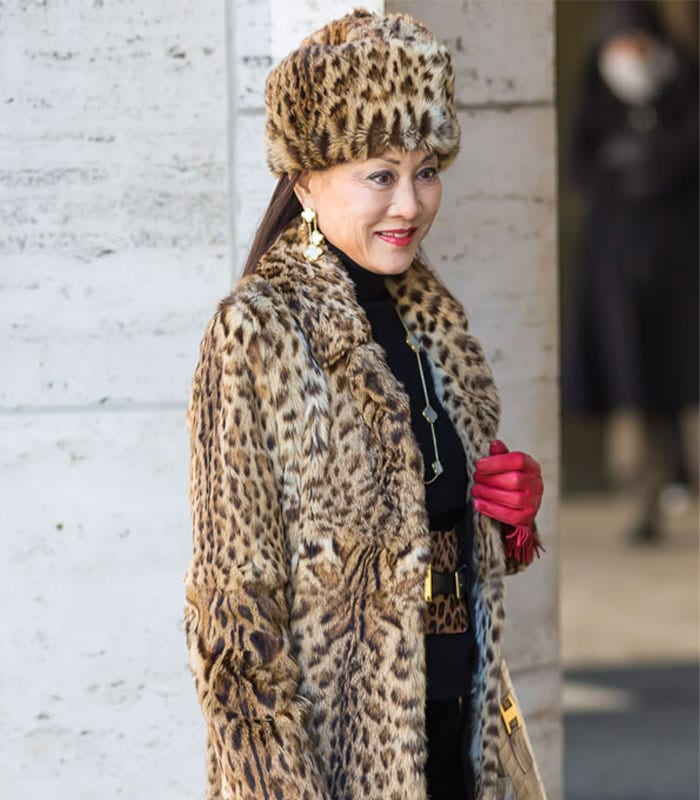 40+Style inspiration: best animal print looks