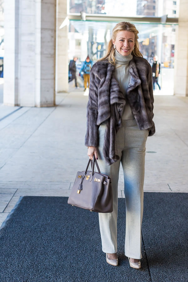 Best Elegant Outfits As Worn During New York Fashion Week