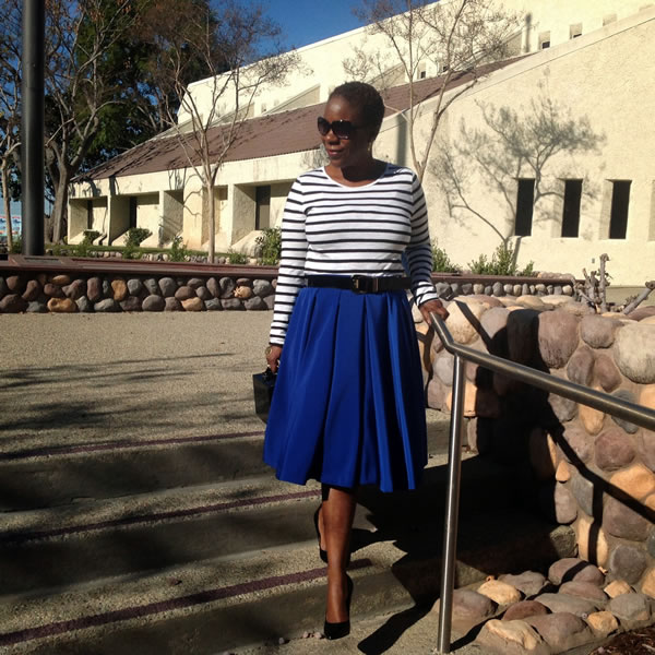 Post image for How to look effertlessly chic – a style interview with Glenda
