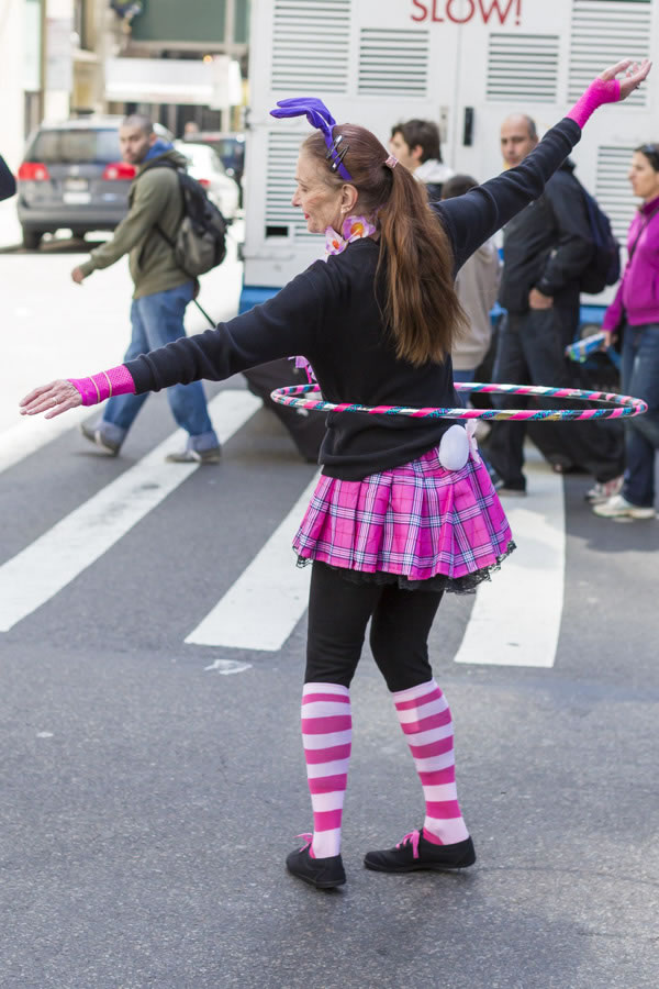 You are never too old to do the hoola hoop   40plusstyle.com