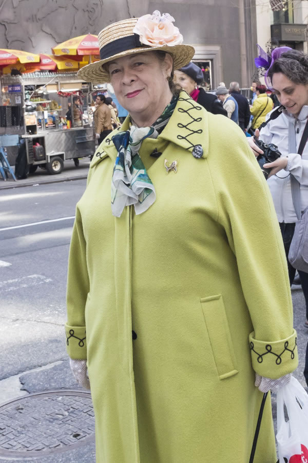 Beautiful lime green coat   40plusstyle.com