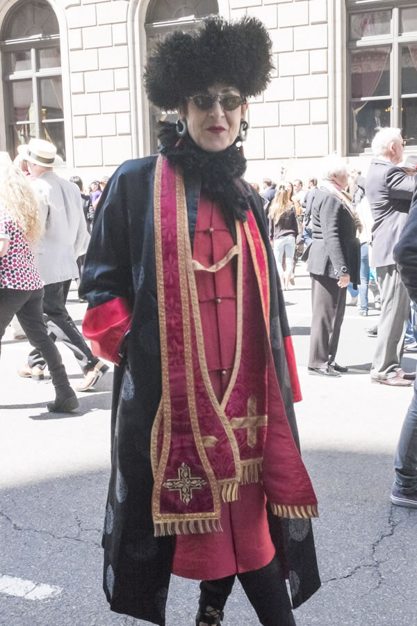 Easter Parade New York, 5th Avenue, 2014 | 40plusstyle.com