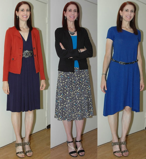 Debbie Roes in jewel tones | 40plusstyle.com