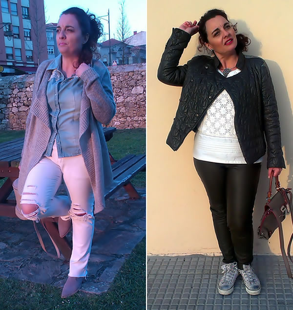 Wearing a jacket or cardigan with jeans   40plusstyle.com
