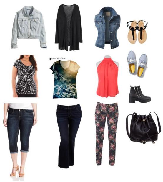 jeans with jacket ensembles | 40plusstyle.com