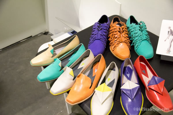 new and exciting shoe brands: WXY | 40plusstyle.co