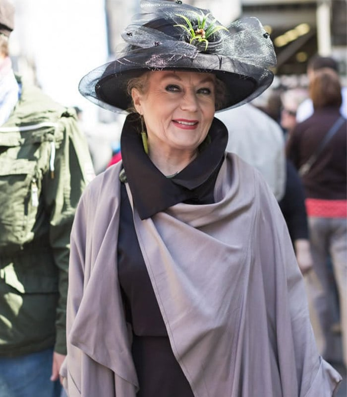 Glorious and colorful fashion at the New York 5th Avenue Easter Parade (part 2)