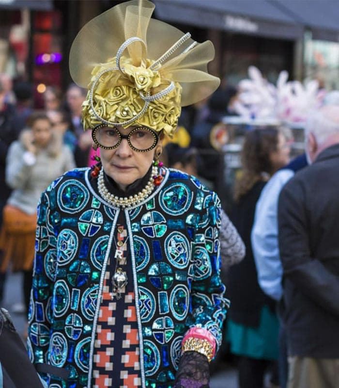 Extraordinary style at the New York 5th Avenue Easter Parade
