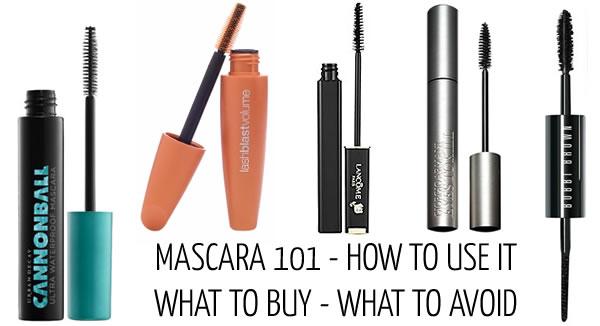 How to use mascara | 40plusstyle.com
