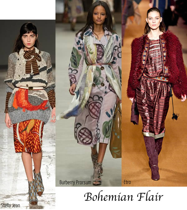 The Best Fashion Trends For Fall And Winter 2014 For Women