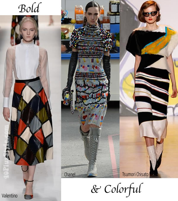 the best fall fashion trends for women over 40   Bold and colorful   40plusstyle.com