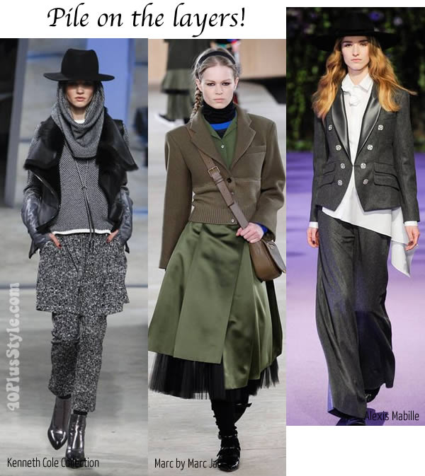 The best fashion trends for fall and winter 2014 for women ...