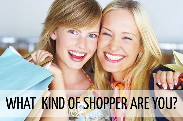 What kind of shopper are you? | 40plusstyle.com