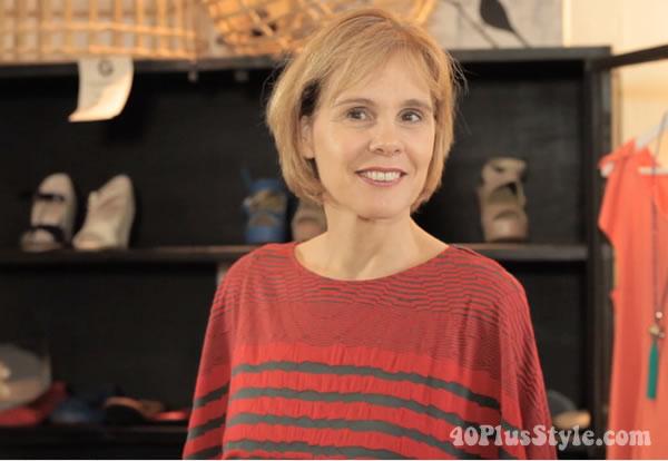 Dressing tips for women over 40 | 40plusstyle.com