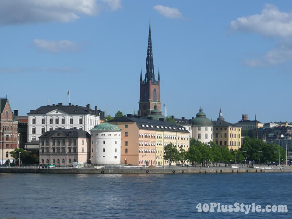 Church where royal family is buried in Stockholm | 40plusstyle.com