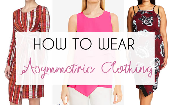 Asymmetric dresses and tops | 40plusstyle.com