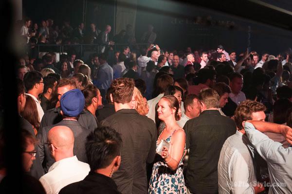 Gnossem fashion party at the Podium Lounge Singapore | 40plusstyle.com
