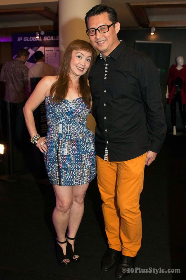 Singapore couple | 40plusstyle.com