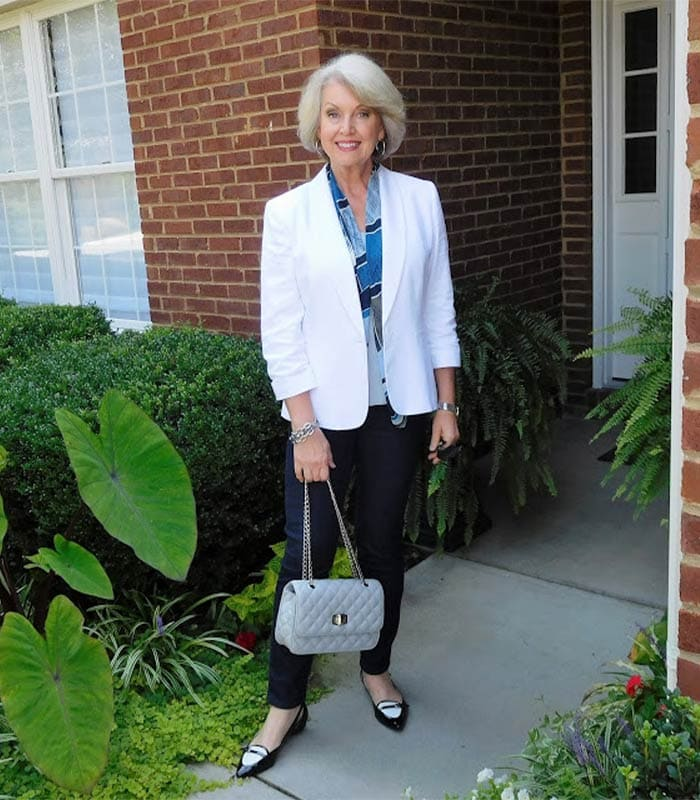 How to look youthful and hip after 50 – Style interview with Susan