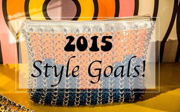 2015 style goals