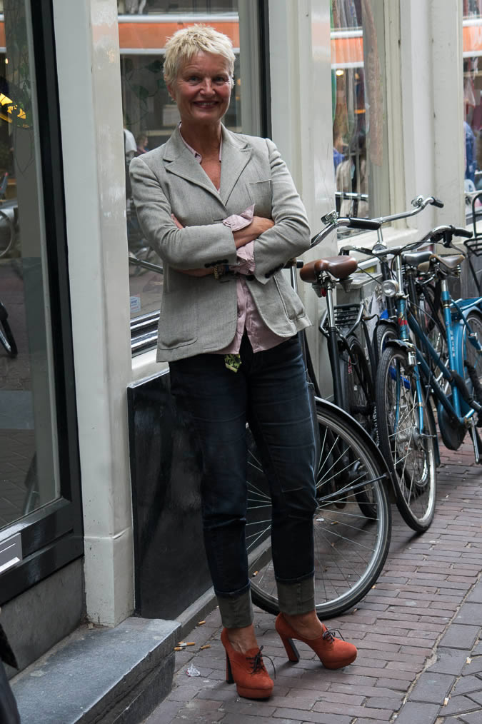 Streetstyle In The Netherlands