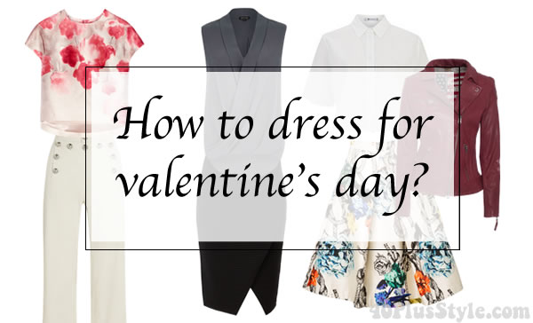 What to wear for valentine's day? | 40plusstyle.com