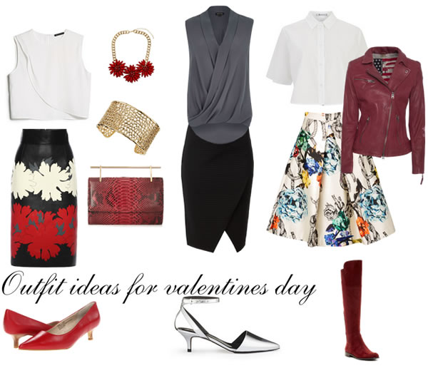 outfit ideas for valentines day | 40plusstyle.com