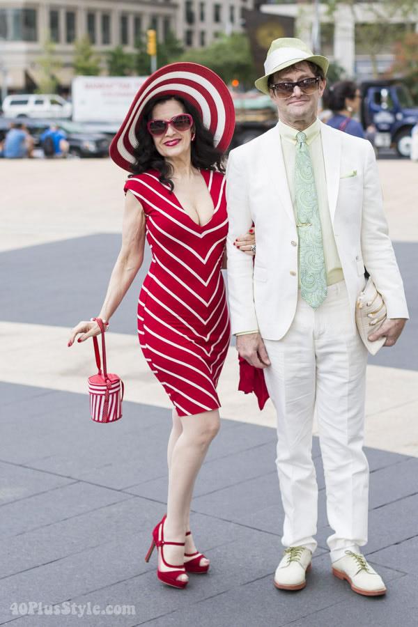 Having FUN with fashion! | 40plusstyle.com