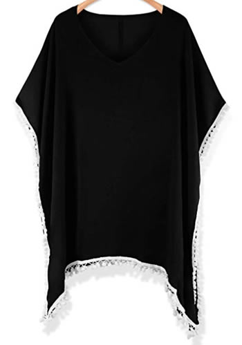 beach coverup for women over 40   40plusstyle.com