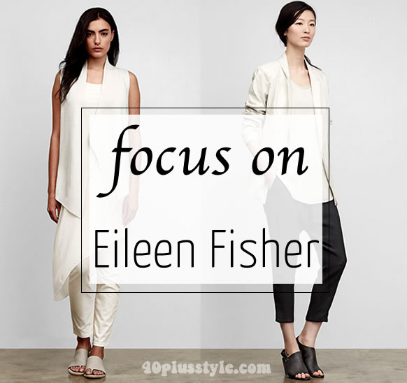 Brand focus: Eileen Fisher – the best of their spring 2015 collection!