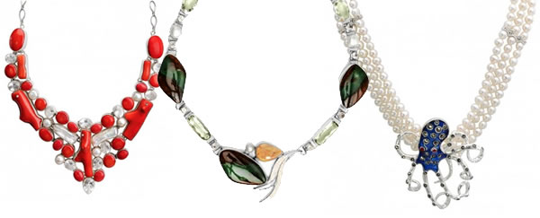 Jewelry to your doorstep statement necklaces   40plusstyle.com