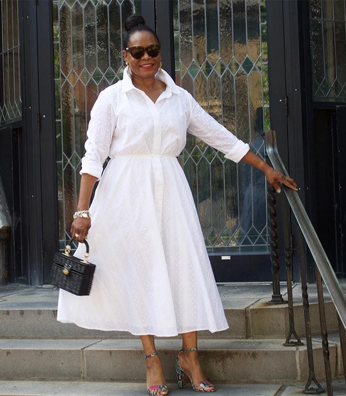 How to embrace elegance and grace – a style interview with Eugenia