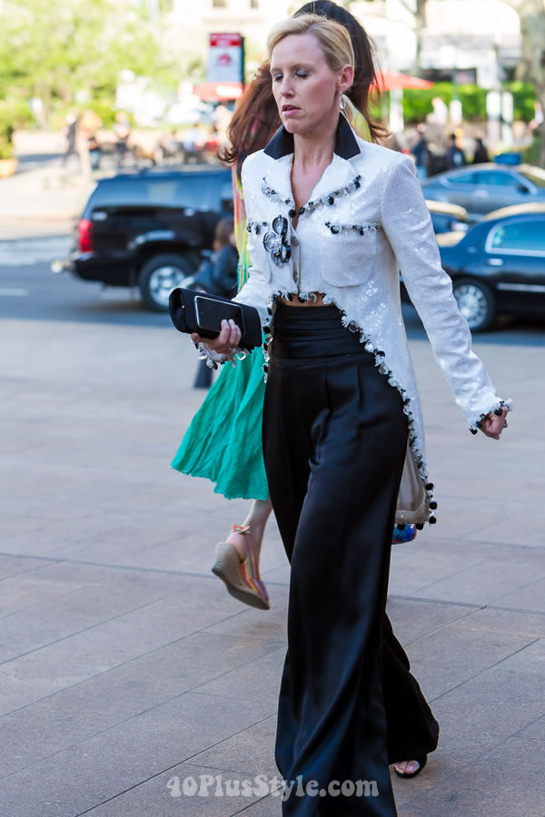 40+Style at the New York City Ballet - Pick your favorite from these 13 looks!   40plusstyle.com