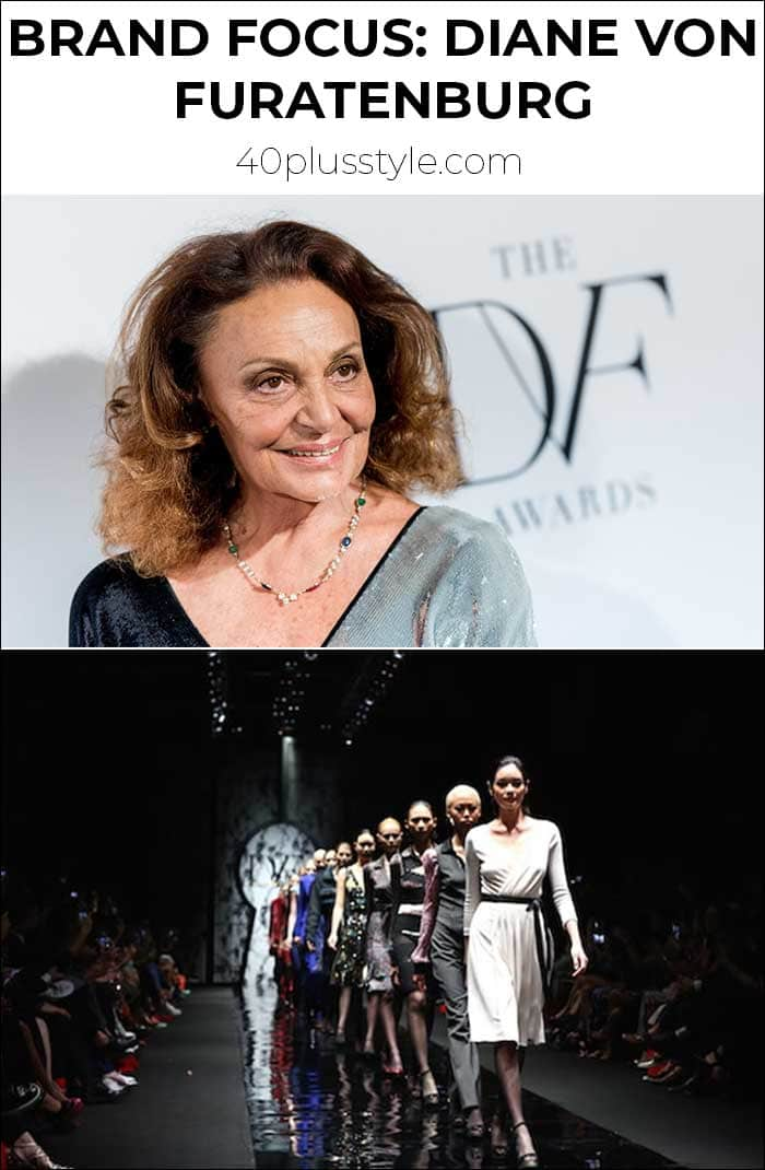 Brand Focus: Diane von Furstenberg | 40plusstyle.com