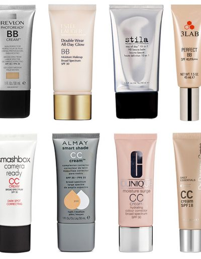 What is the difference between BB, CC and DD Creams? | 40plusstyle.com