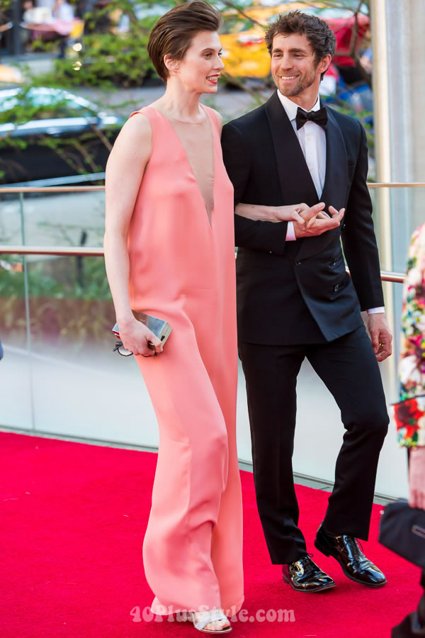 Celebrity style at the New York Ballet Gala - choose your favorite from these 8 looks! - Elettra Wiedermann   40plusstyle.com