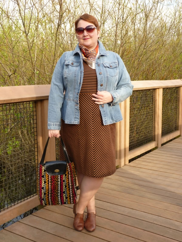 How to embrace color and print and play with your style! - A style interview with Natalia   40plusstyle.com