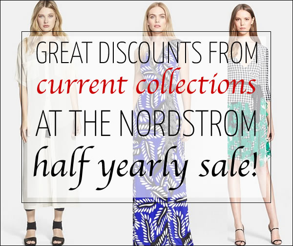 The best sale of the year: Nordstrom half yearly sale - Some of my favorite picks | 40plusstyle.com