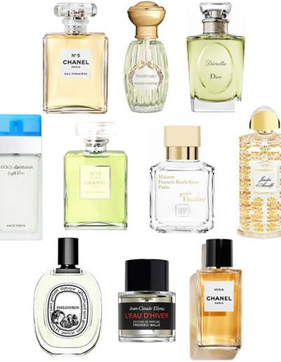 The 10 best and most popular summer fragrances | 40plusstyle.com
