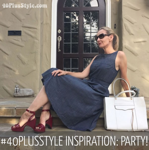 #40plusstyle inspiration: Celebrating the 4th of July! | 40plusstyle.com