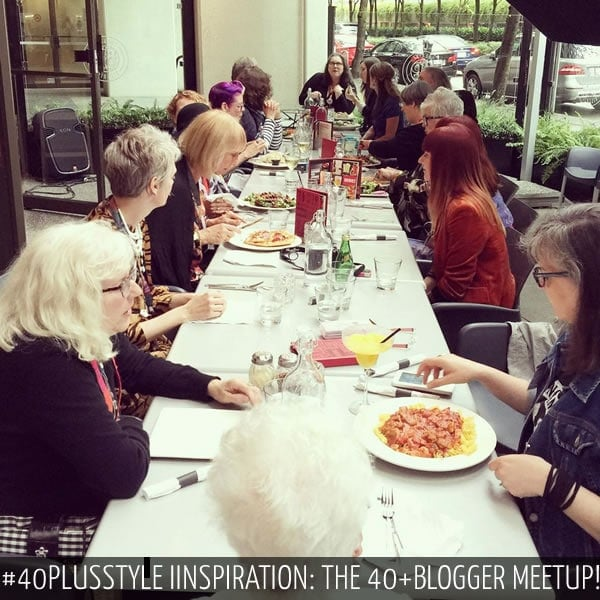 #40plusstyle Inspiration From The 40+Plusblogger Meetup In Vancouver | 40plusstyle.com
