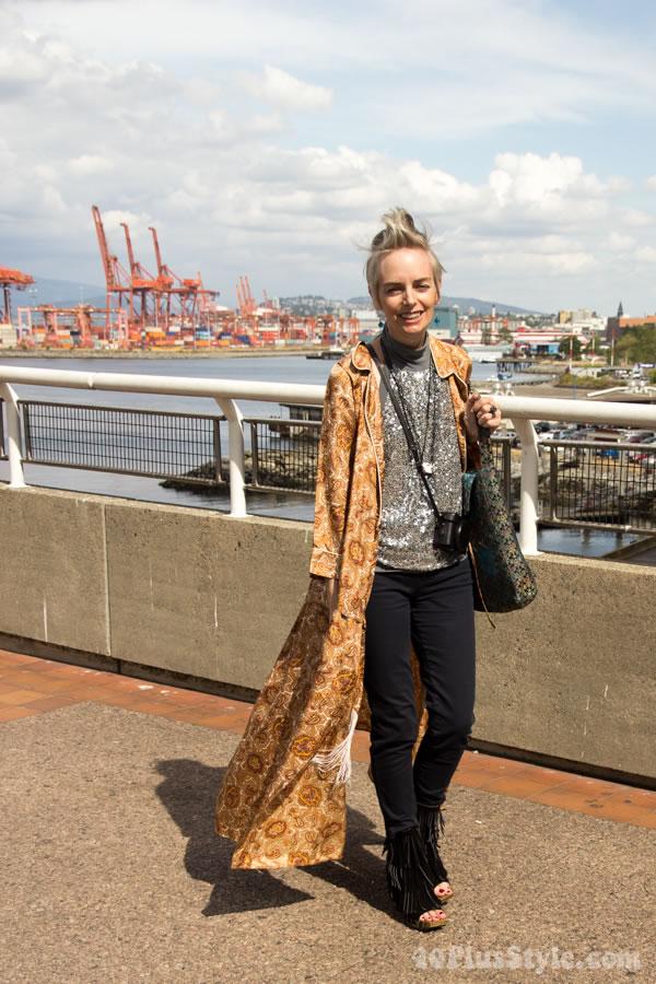 Post image for Sunday style inspiration: The fabulous Melanie
