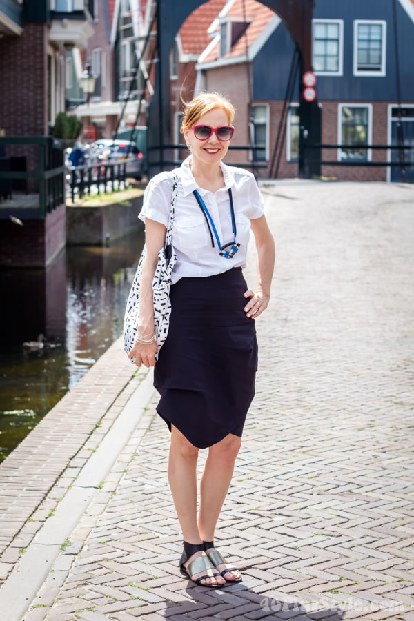 Post image for A day in Volendam and Edam in The Netherlands and what I wore