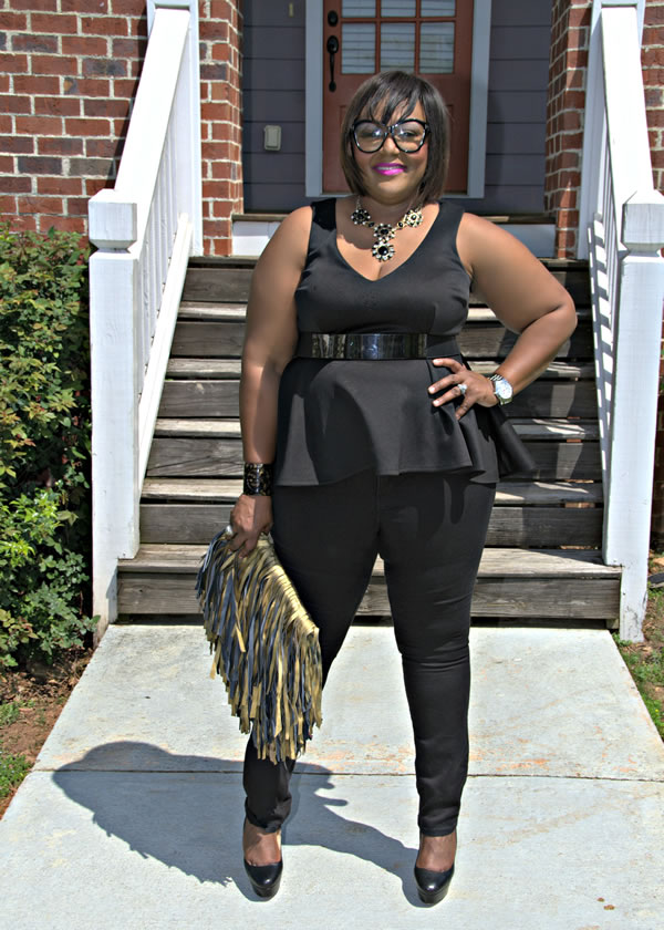How to wear prints and color with confidence - A style interview with Nikki | 40plusstyle.com
