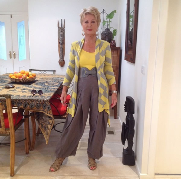 Post image for How to make a statement with your style – a style interview with Sharryn