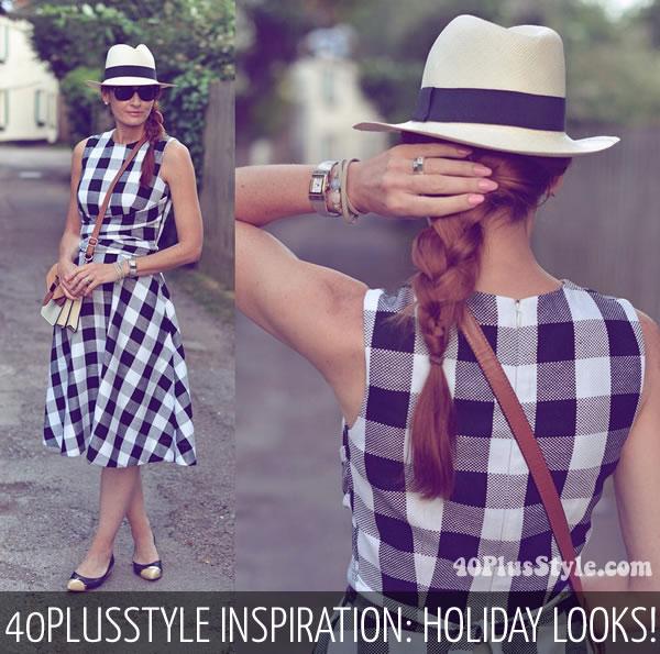 #40plusstyle inspiration: fabulous holiday looks!