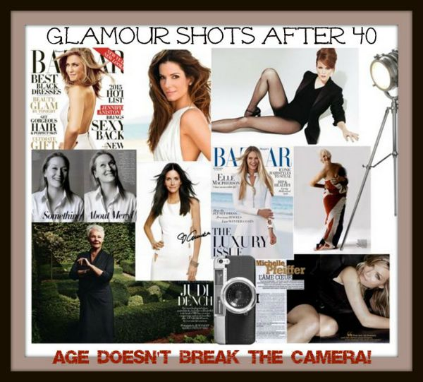 How to prepare for a glamour photoshoot and why you should have one after 40! | 40plusstyle.com