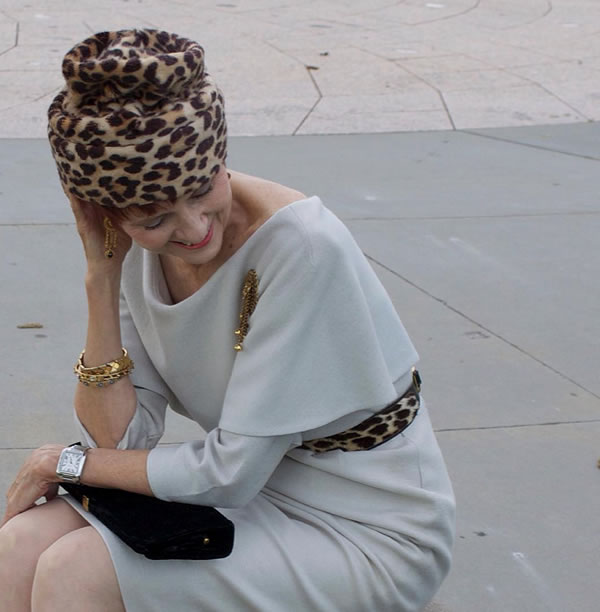 #40plusstyle inspiration: how to wear leopard print over 40! | 40plusstyle.com