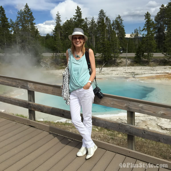 The beauty of the Yellowstone National Park | 40plusstyle.com